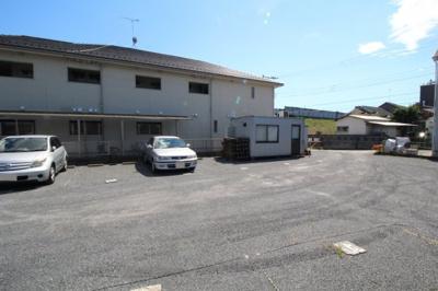 【駐車場】西山第一駐車場