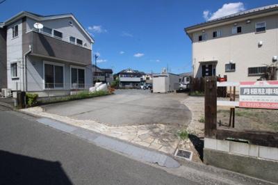 【外観】西山第一駐車場