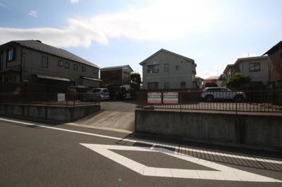 【外観】散田町2丁目駐車場
