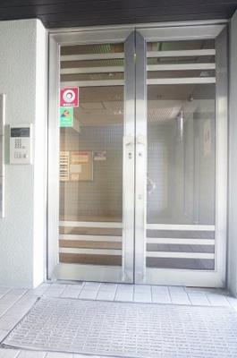 【セキュリティ】ドエル北堀江