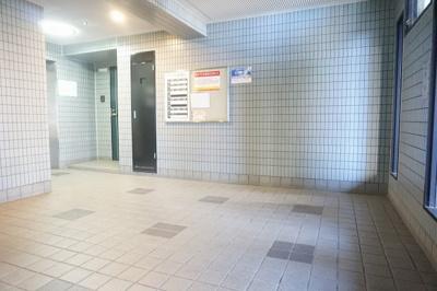 【エントランス】ドエル北堀江