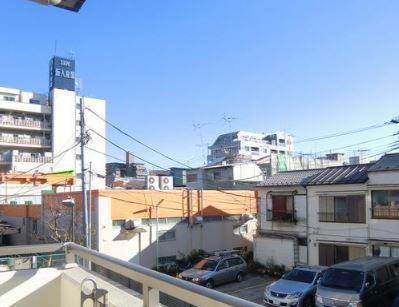 【展望】Sun Park City東日暮里