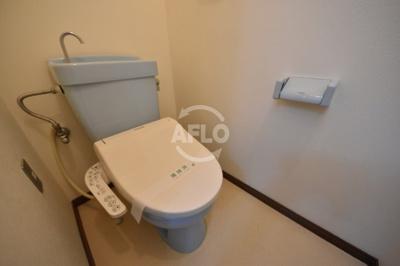 西田ハイツ トイレ