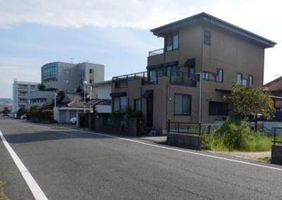 【外観】岡山市北区兵団 3階建