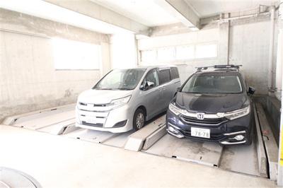 【駐車場】LUMOII天満