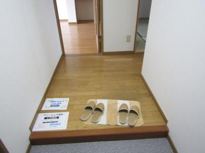 【玄関】アミティ21