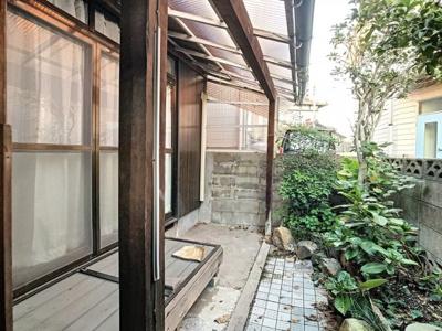 【庭】武久町M邸