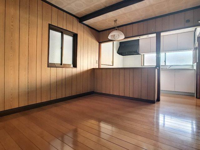 【居間・リビング】武久町M邸