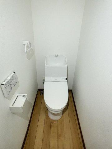 【トイレ】武久町M邸