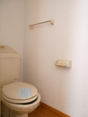 【トイレ】アメニティースペースⅡ