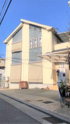 【前面道路含む現地写真】泉大津市清水町 中古戸建