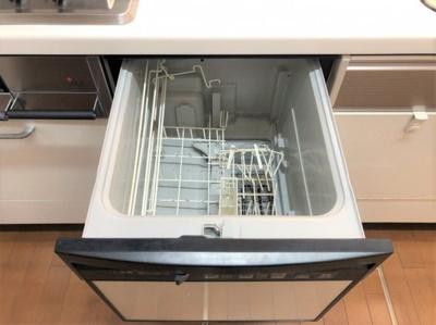 ママに嬉しい食洗器で家事をサポート