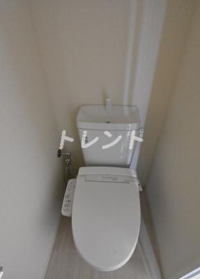 【トイレ】ザパーククロス門前仲町
