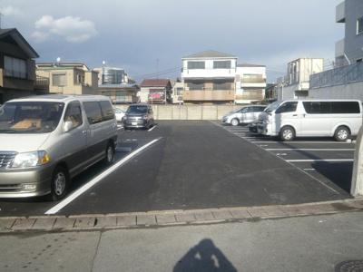 【駐車場】京浜パーキング