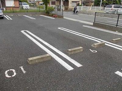 【駐車場】ファースト デューⅠ
