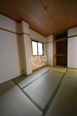 西田ハイツ 和室②