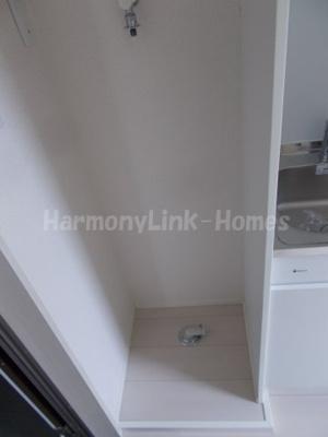 ESTANCIAの室内洗濯機置き場