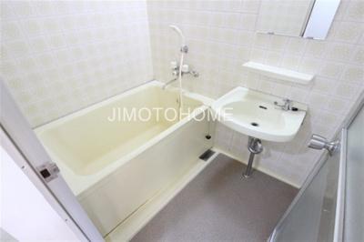 【浴室】サンハイムホシバ