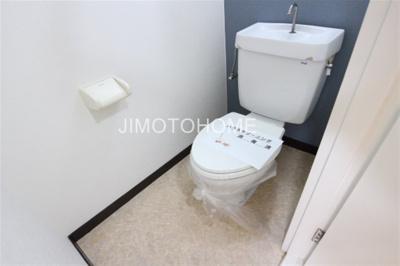 【トイレ】サンハイムホシバ