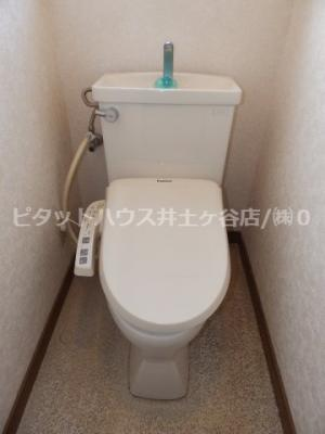 【トイレ】ルポ・セジュール