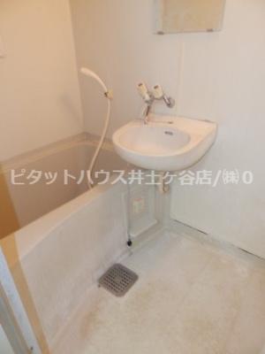 【浴室】ルポ・セジュール