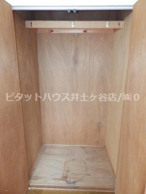 【収納】ルポ・セジュール