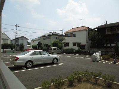【駐車場】リバーサイド大澤