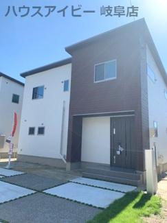 敷地広々83坪!南側に広々としたお庭スペースあり。JR西岐阜駅まで徒歩約24分!写真はイメージ