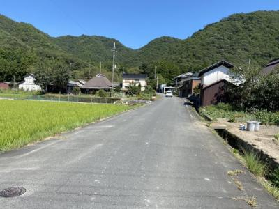 【外観】たつの市新宮町上笹/売土地