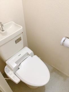 【トイレ】メゾンたかよし