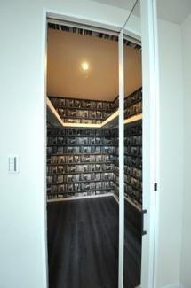 当社施工例(玄関) モデルハウス