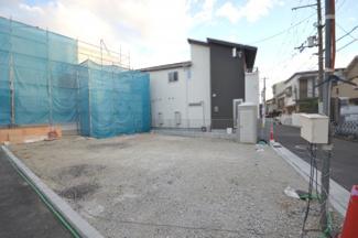 令和3年10月 ご契約済みの区画で新築工事が進んでいます