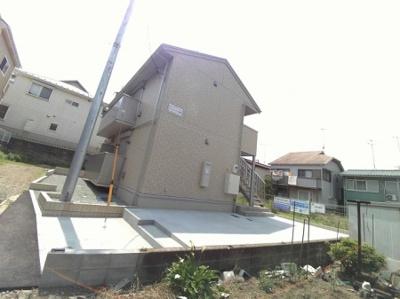 【外観】ロンタンハウス西柴