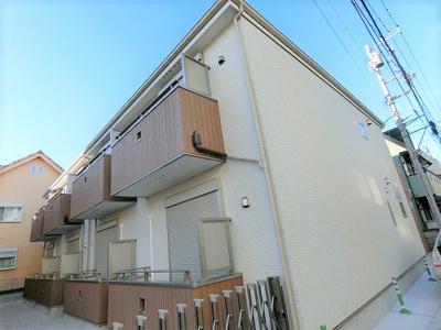 【外観】コンフォータブルハウス松原