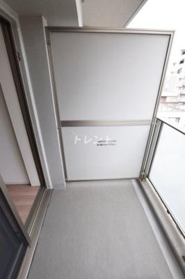 【バルコニー】フレンシア浅草橋