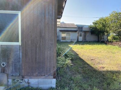 【前面道路含む現地写真】たつの市新宮町船渡/売土地