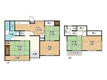 たつの市揖保川町神戸北山/中古戸建の画像
