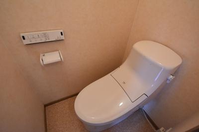 【トイレ】ヤマモトマンション(株)ROOTS