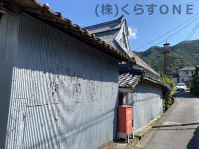 【外観】たつの市新宮町篠首/中古戸建