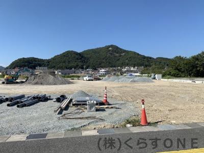 【外観】たつの市龍野町中村/売土地