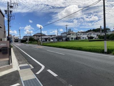 【前面道路含む現地写真】東区市野町 全9区画 SK