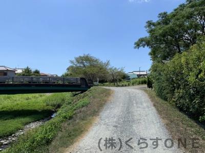 【外観】たつの市揖西町中垣内/売土地