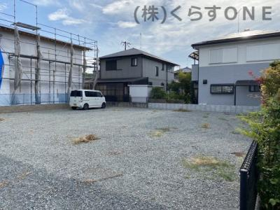 【外観】たつの市揖西町南山/2区画