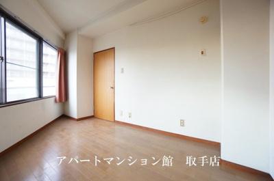 【寝室】野口第三ビル