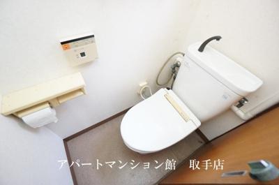 【トイレ】野口第三ビル
