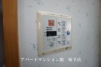 【設備】野口第三ビル