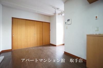 【居間・リビング】野口第三ビル