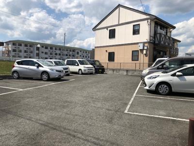 【外観】北島駐車場