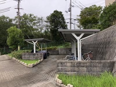 【その他共用部分】ガーデンコート車A棟