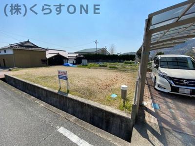 【外観】たつの市龍野町日飼/売土地